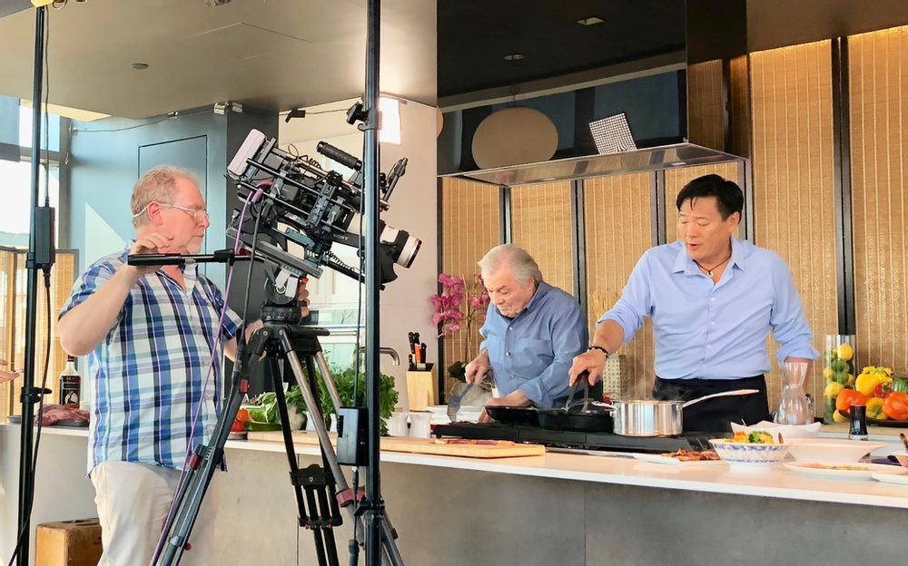 Savor The Moment - With Jacques Pépin And Ming Tsai