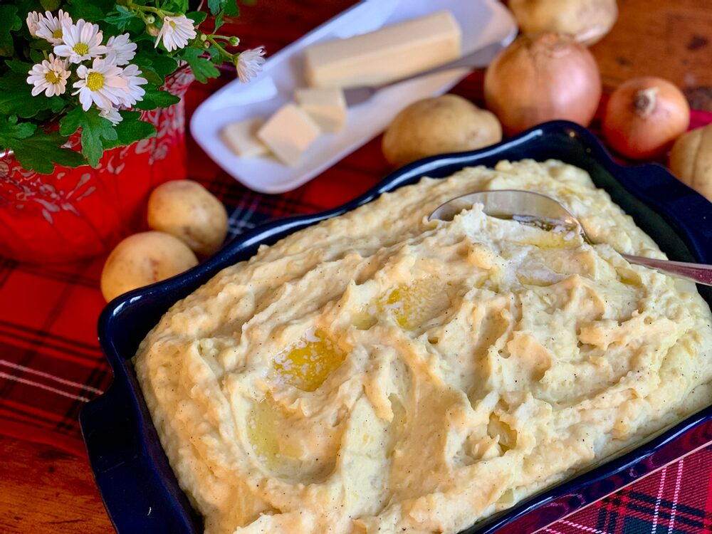 Gelsomini Extravaganza 2019!! Let'S Eat!! Party Potato Casserole