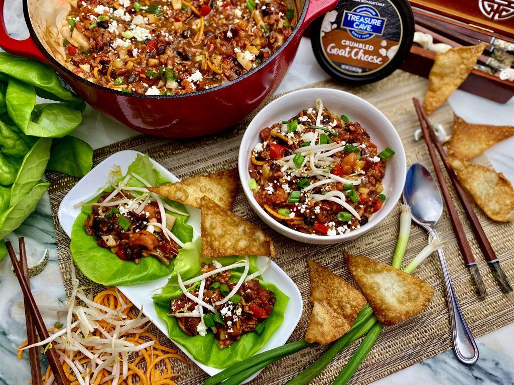 Thats A Wrap Asian Fusion Chili