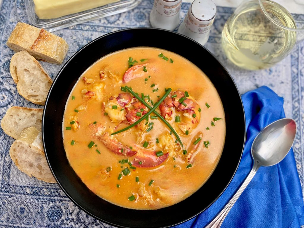 Lobster Bisque NEW PHOTO