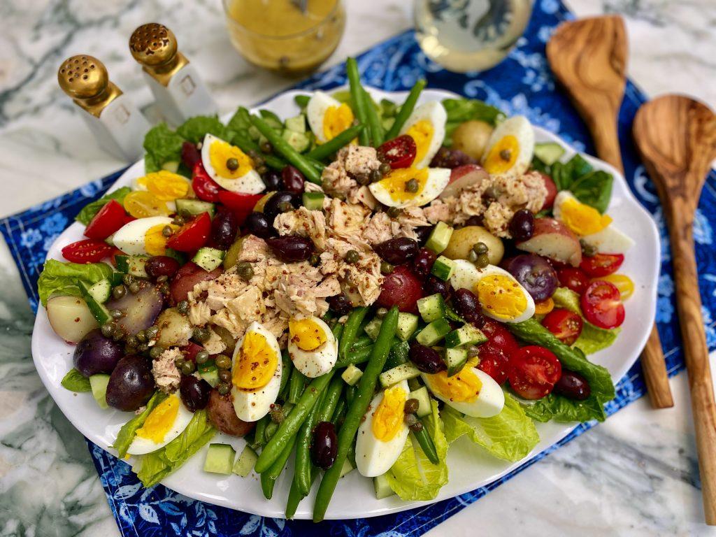 Nicoise Salad NEW PHOTO AND REVISED RECIPE