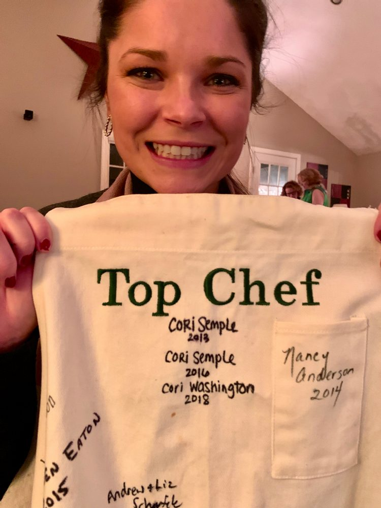Top Chef!... It'S That 'Semple'!