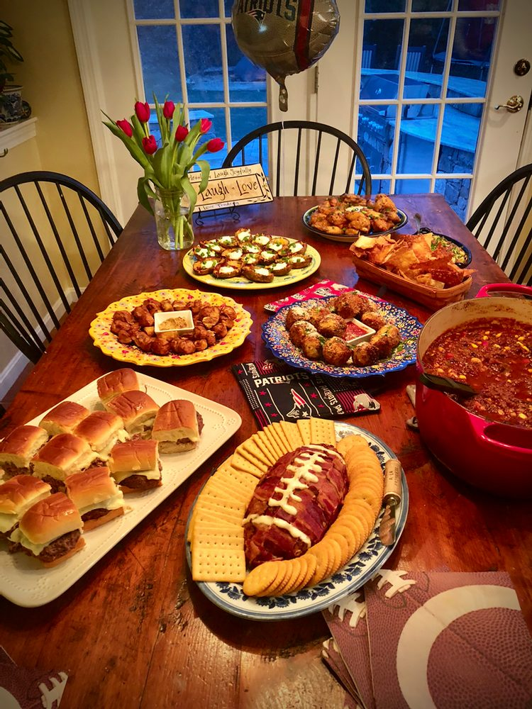 Are You Ready For Some Football... (Eats)?!!?