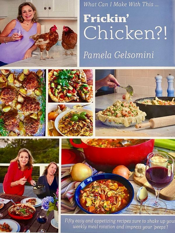 What Can I Make With This Frickin' Chicken?! Cookbook (Hardcover) Tracy Coyne - F0Be27C1-Ef7C-4A75-Ae9A-Ebf8268878Ea