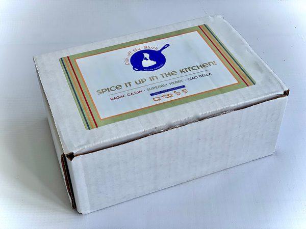 Dotb Spice Trio Trio Box
