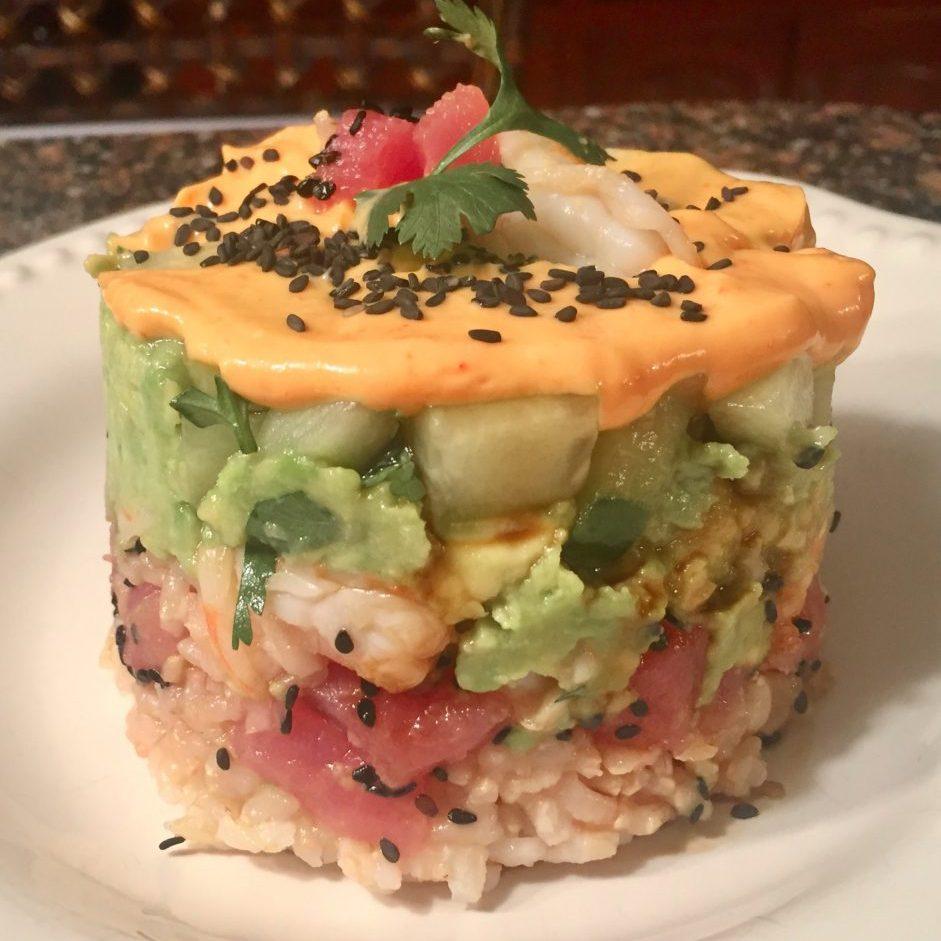 Sushi Stacks